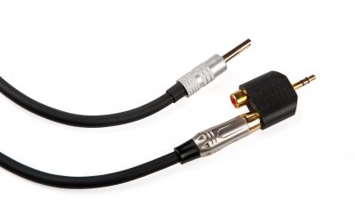 GH+ (AC iP to 3.5mm socket) - iFi audio Groundhog