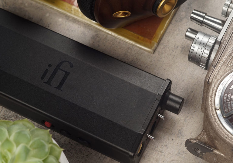 ifi Audio Micro iDSD Black Label