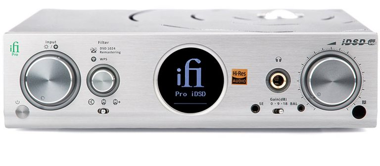 Pro iDSD by iFi audio