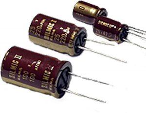 ELNA-Silmic-Capacitors