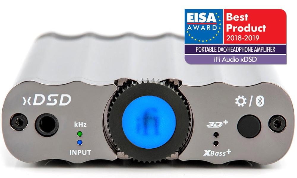 EISA Award-Winning xDSD by iFi audio
